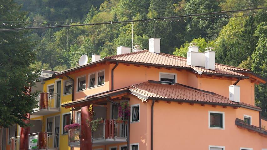 APARTMENT ALVARIUM KOBARID CENTRE - Kobarid - Apartment
