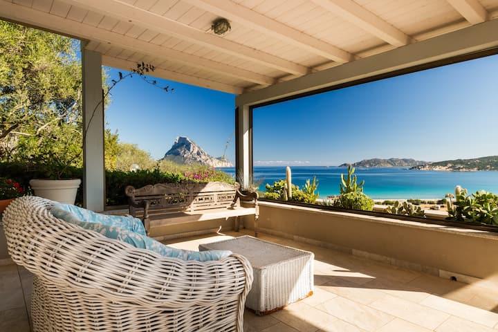 Stunning view near the beach