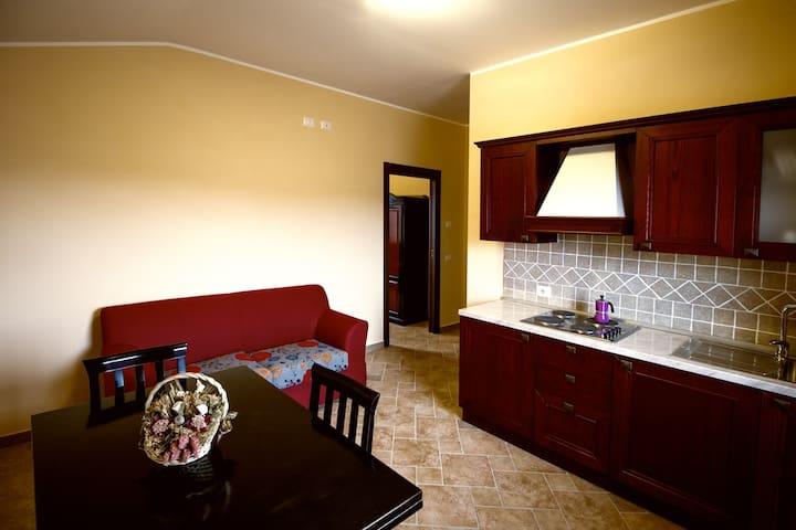 Appartamento Il Papavero - Caprarola - Lejlighed