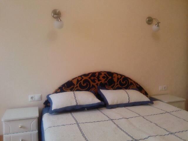 Уютная квартира на набережной. 2ком - Samara - Apartment