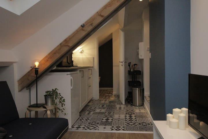 Studio cosy proche Gares RER/TGV