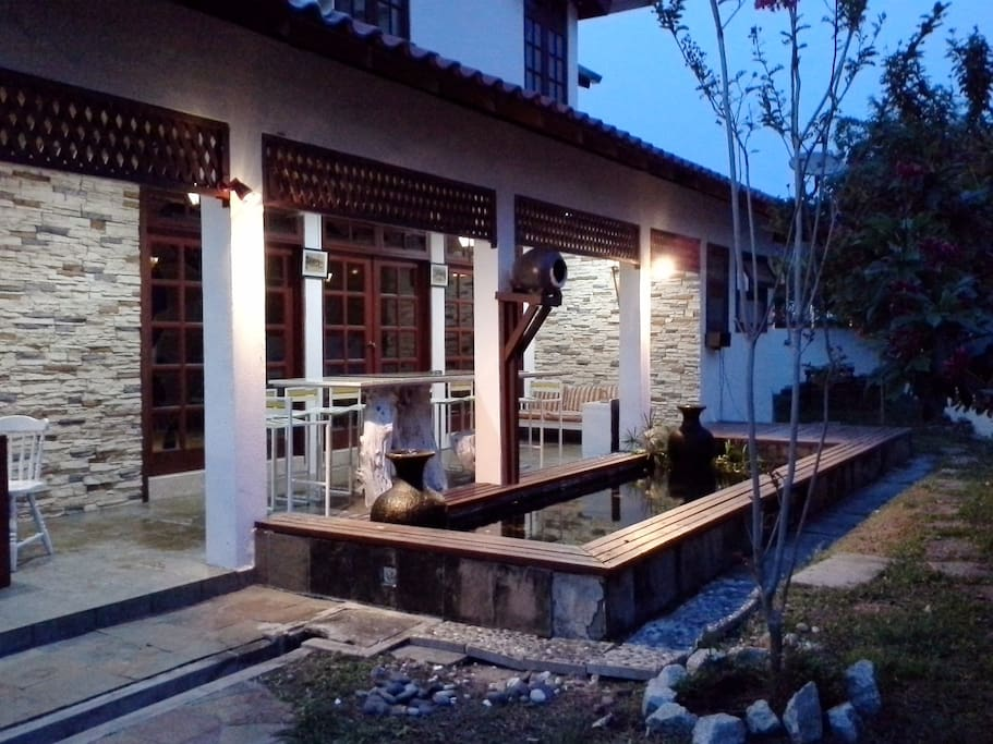 Building Exterior (Garden)