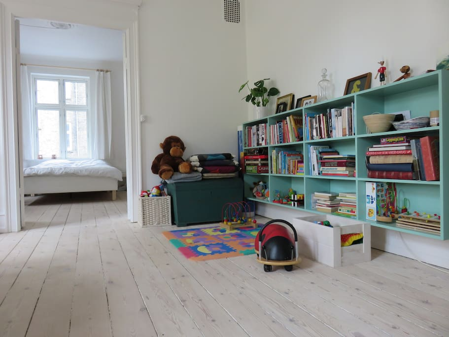 Child friendly apartment