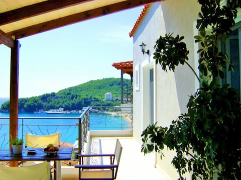 Double Room with Garden Balcony I