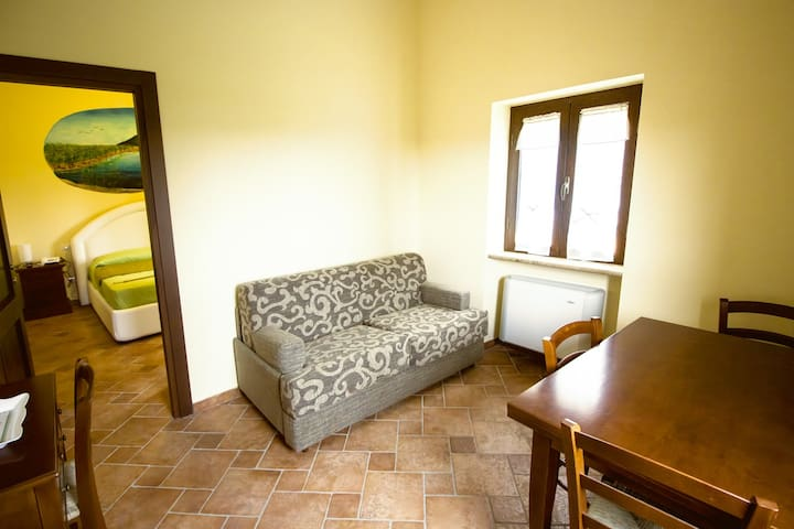 Appartamento Il Nocciolo - Caprarola - Wohnung