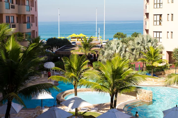 Complexe de suites de praia da Barra 2