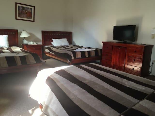 PRECIO ESPECIAL HOTEL REAL DE SAN DIEGO 5 Personas