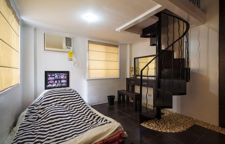 Charming Rooms in Banawa Cebu - Cebu City - Rumah