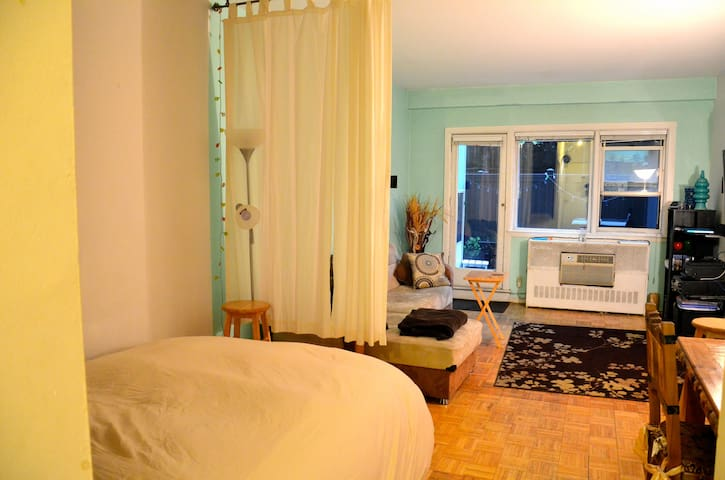 Lovely studio in midtown appartamenti in affitto a new for Monolocale in affitto new york