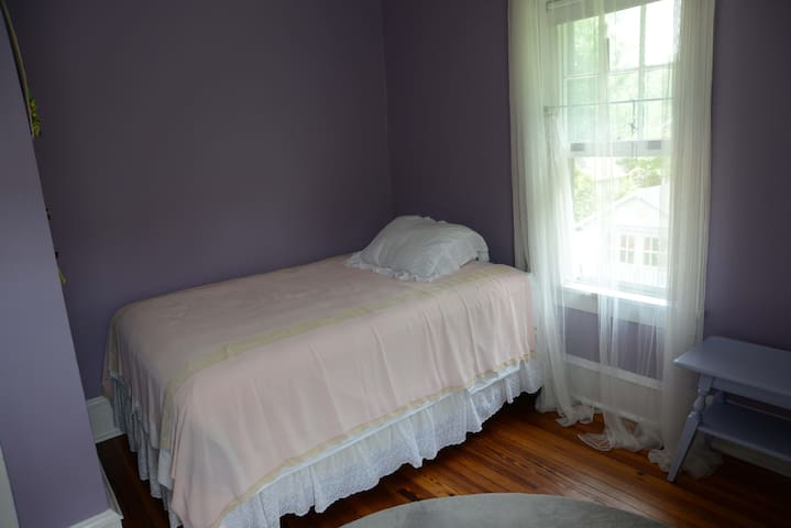 Haddonfield Charming & Quiet Lavender Room - Haddonfield - Casa