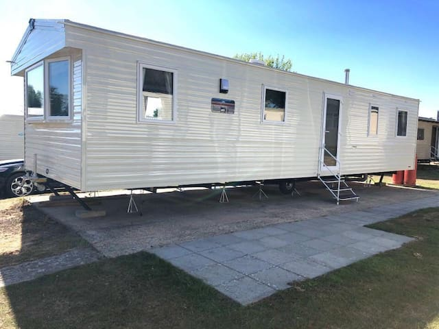 ★Bright & Cozy Static Caravan★ Weymouth Bay
