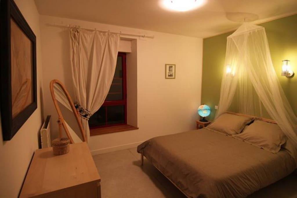 chambres au coeur du morbihan chambres d 39 h tes louer la vraie croix bretagne france. Black Bedroom Furniture Sets. Home Design Ideas