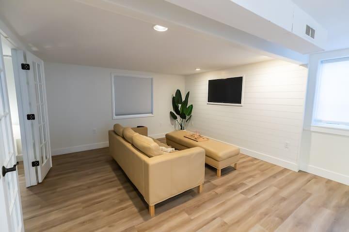 Minimalistic Living Space
