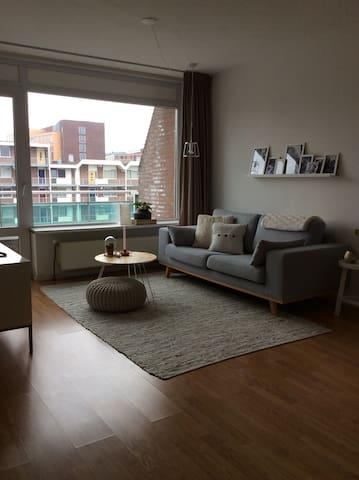 Mooi, schoon appartement in het centrum van Breda