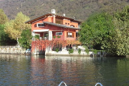La casa sul lago - Omegna - Bed & Breakfast