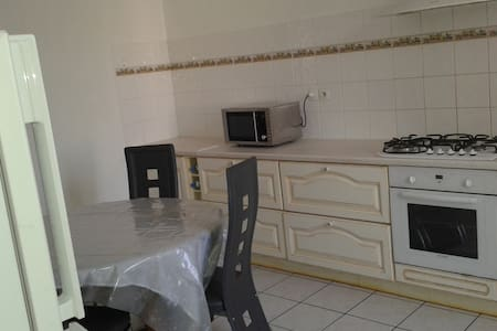 Appartement proche gare idéal UFPI & CNPE - Ambérieu-en-Bugey - Huoneisto