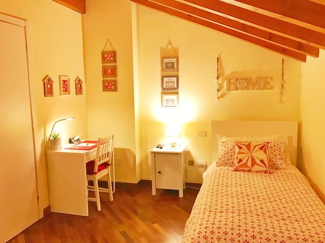 B&B La Borasca - Tommaso Room - Casalpusterlengo  - Bed & Breakfast