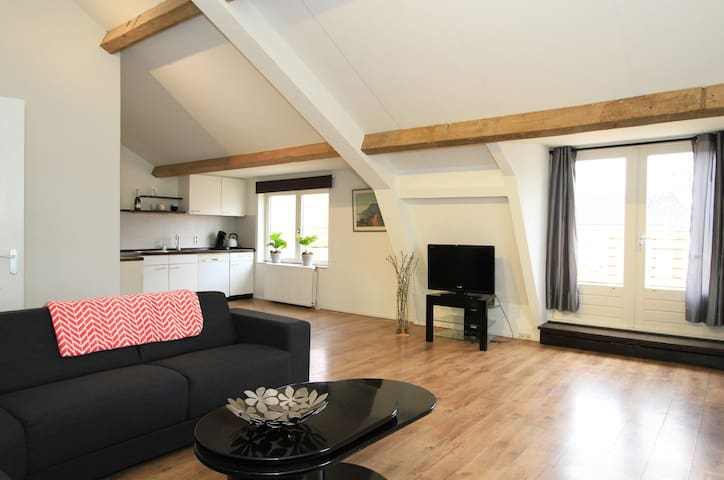 Ap. near Amsterdam, private terrace - Nederhorst Den Berg - Flat