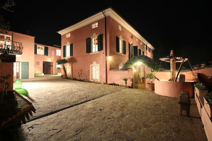 Casa Giuseppina - Lucca Corsanico Bargecchia - House