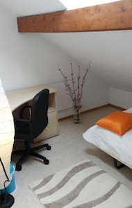 Petite chambre dans une maison - Onex - บ้าน