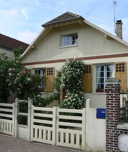 Maison avec jardin - Le Petit-Quevilly - 一軒家