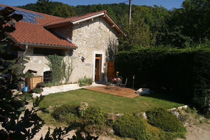 La Petite Maison - Saint-Aupre - Dom
