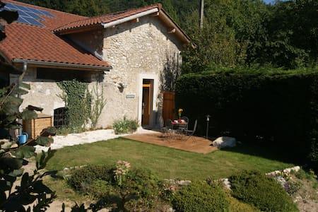 La Petite Maison - Saint-Aupre - Rumah