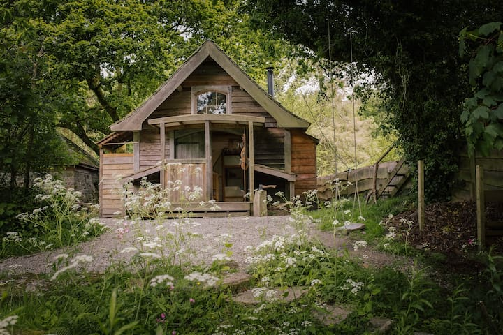 Riverside Cabin - Constantine - Chalet