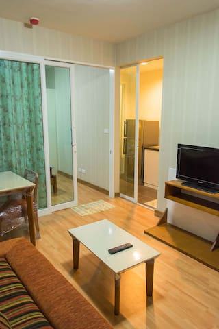 For rent condominium, The IDOL cond - Saen Suk - Apartment