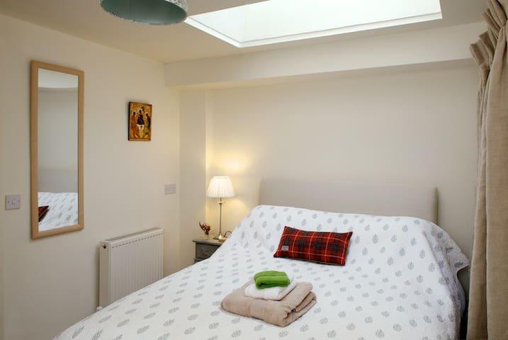 Bedroom 1 - Double bedroom with skylight window