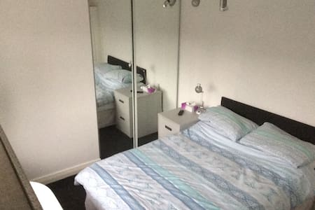 Spacious double room. - Huis