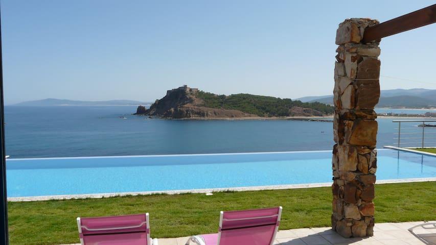 COULEUR MÉDITERRANÉE Maison d'hôtes bord de mer