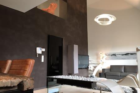 Lux#duplex with sauna @sea Brugge - Brugge - Lakás
