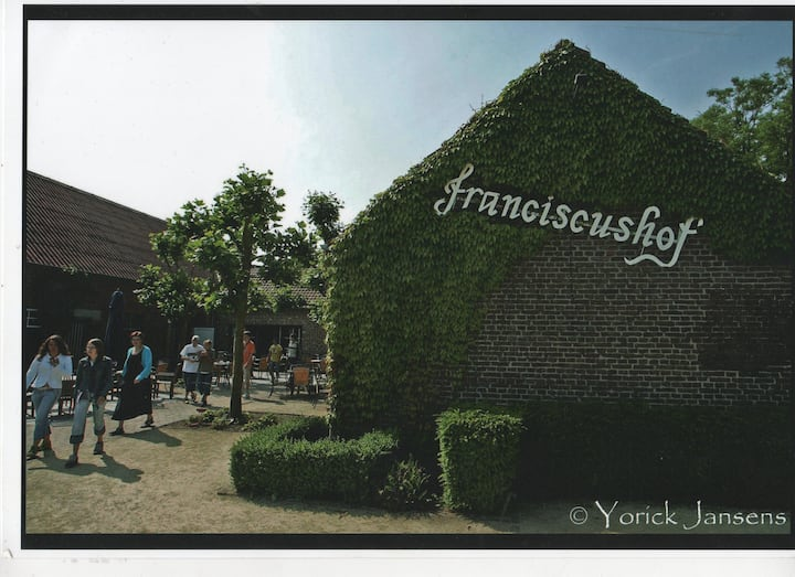 Actieve beleving in 'Franciscushof'