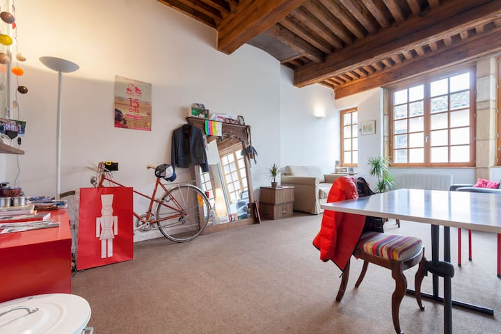 Typical flat in old town