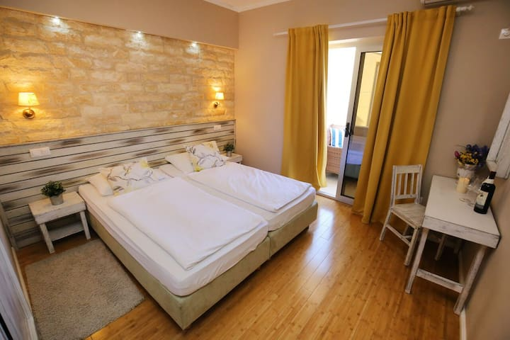 Romantic room-astonishing sea view - Zadar - Bed & Breakfast