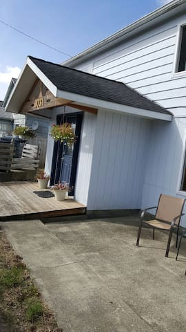 Joni's Hideway2  REJUVENATION TIME - Hoquiam,  - Casa