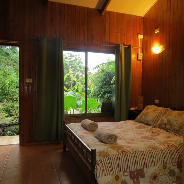 TUTUNOA. Cocina y baño privado,ubicación CENTRAl