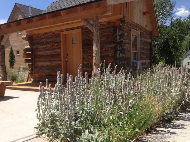 Cooper's Cabin at the Osborne Inn