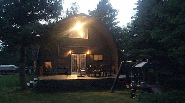 3 Bedroom Candle Lake Cabin @ Telwin Beach
