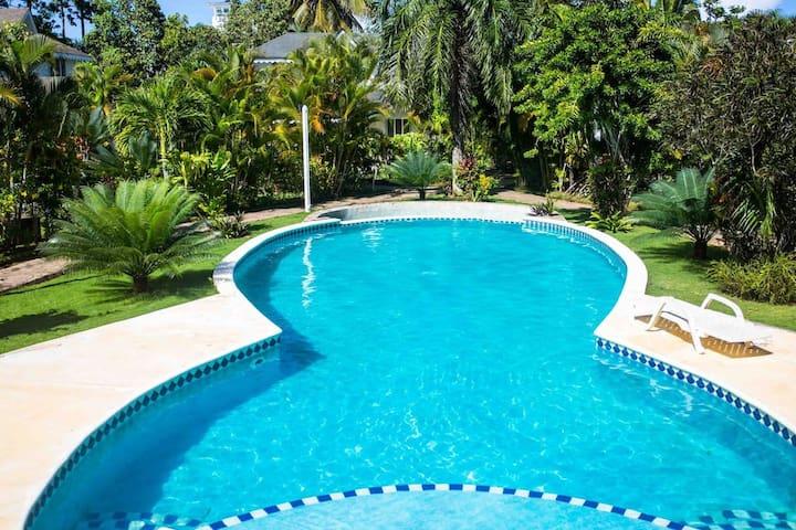 Villa Las Playas las  Ballenas