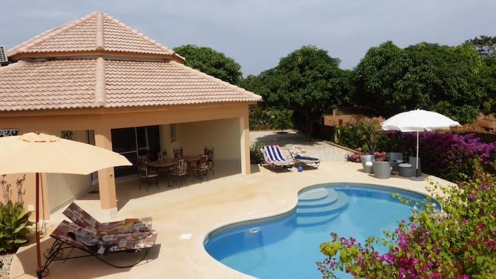 Villa avec piscine privée à La Somone