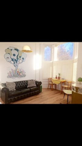 Bright and spacious one bedroom apartment flat - Hull - Apartamento