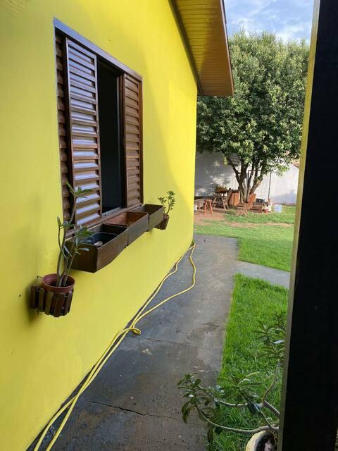 Bem Vindos à Casa Amarela! Centro, Área Verde