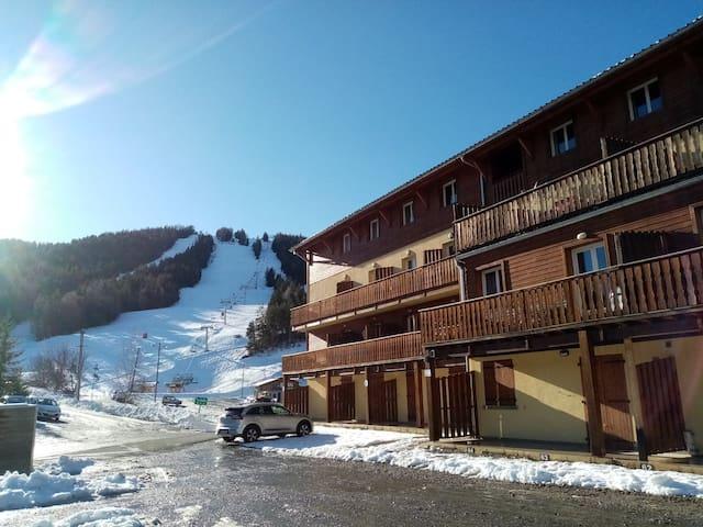 Appartement vacances Station Le Grand Puy