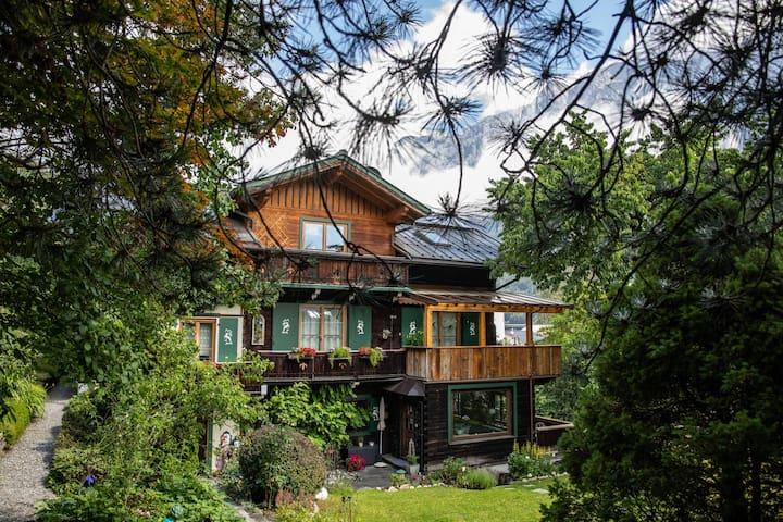 Haus Weidmannsheil, wohnen im Forsthaus