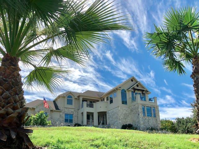 Luxurious Village of Volente Estate w/ Lake Views!