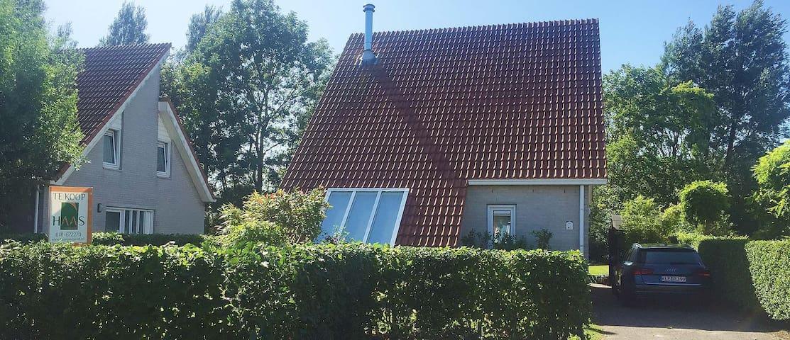Ferienhaus Strand 40 - Scharendijke - Huis