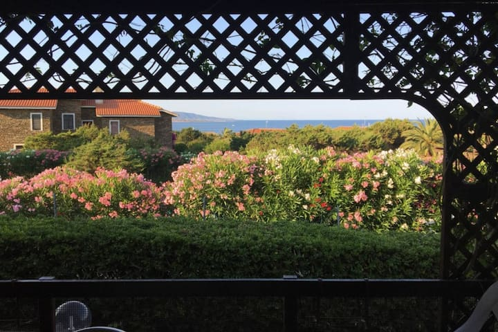 Casa vacanze panoramica - Stintino - Apartamento