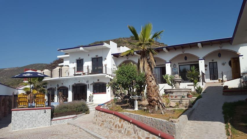 La Casona Azul - 6 rooms - 18 persons